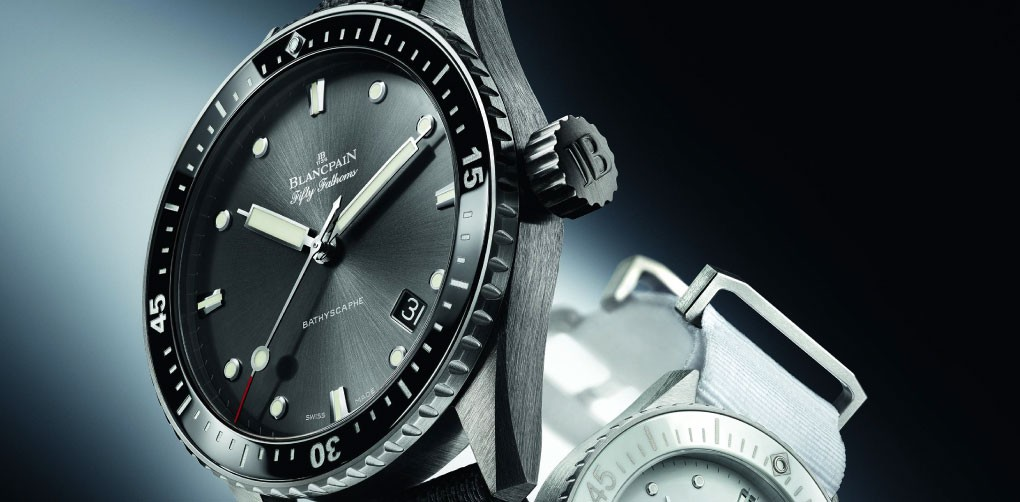 Blancpain Watches   Time Square Cologne
